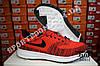 Кроссовки Nike Zoom Red Красные мужские реплика, фото 4