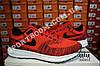 Кроссовки Nike Zoom Red Красные мужские реплика, фото 5