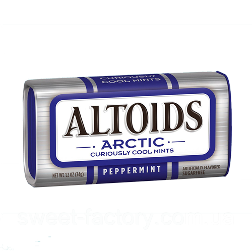 Altoids Artic Mints Peppermint