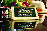 Сыр Английский Чеддер традиционный VILLAGE RESERVE  3,2кг.