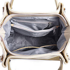 Женская сумка стильная, удобная, модная из кожзаменителя  М130-78/83, фото 3