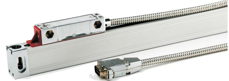 Оптическая линейка Delos DLS-B-1200 (1200 мм) 5 мкм