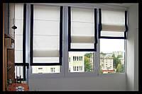 Римские шторы для балкона, фото 1