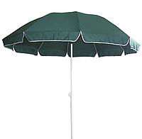 Пляжна парасоля Aro 180см зелена