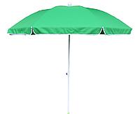 Пляжна парасоля Aro Terni 200см зелена