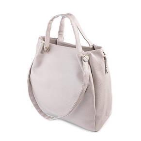Женская сумка стильная, удобная, модная из кожзаменителя М130-76, фото 2