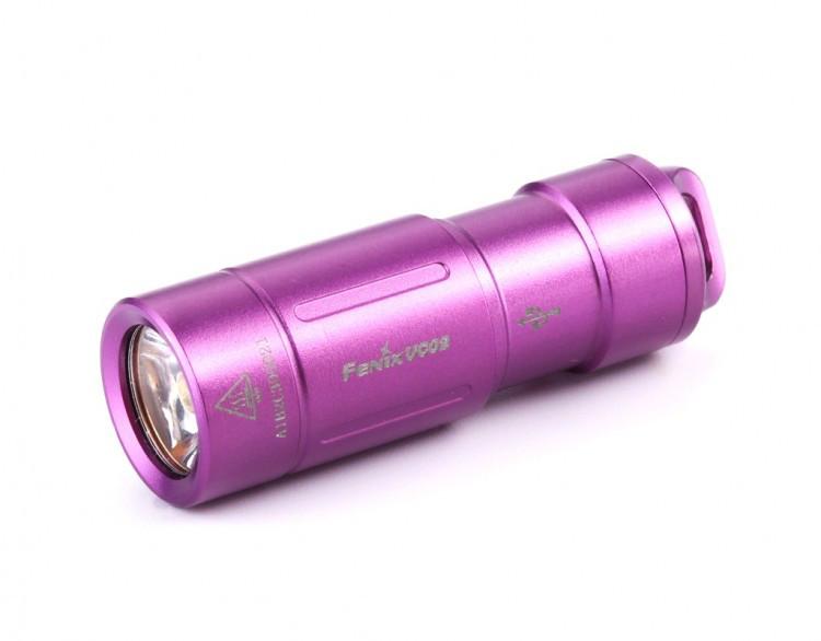 Фонарь Fenix UC02 Cree XP-G2 S2/ фиолетовый