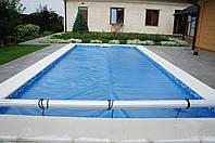 Улучшенная солярная пленка для бассейна 500 микрон, Франция