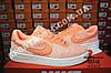 Кроссовки Nike Air Force One Low Orange Оранжевые женские, фото 2