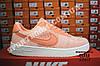Кроссовки Nike Air Force One Low Orange Оранжевые женские, фото 4