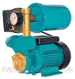 Насосная станция гидрофор Euroaqua WZ250/2L для воды 0.37кВт Hmax36м Qmax36л/мин (вихревой насос) 2л