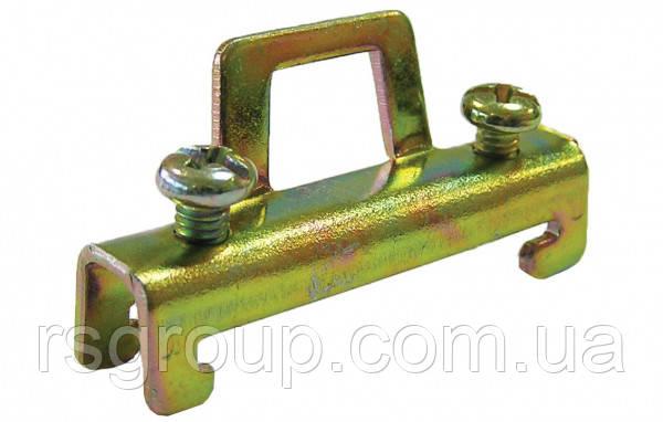 Фиксатор для установки на Din-рейку металлический