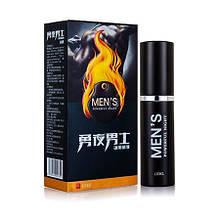 """Интим-спрей для задержки """"Men's Powerful Night"""" антибактериальный (10 мл)"""