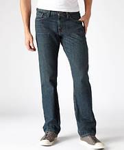 Мужские джинсы Levis 527 Low Boot Cut Overhaul темно синий (055274257)