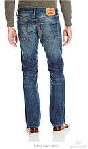 Мужские джинсы Levis 527 Low Boot Badside Blues