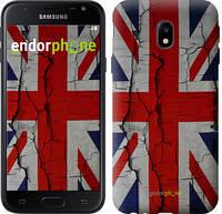 "Чехол на Samsung Galaxy J2 2018 Флаг Великобритании 2 ""387u-1351-571"""