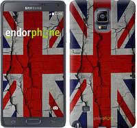 """Чехол на Samsung Galaxy A8 Plus 2018 A730F Флаг Великобритании 2 """"387u-1345-571"""""""