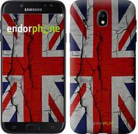 "Чехол на Samsung Galaxy J7 J730 (2017) Флаг Великобритании 2 ""387c-786-571"""