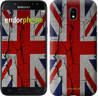 "Чехол на Samsung Galaxy J5 J530 (2017) Флаг Великобритании 2 ""387c-795-571"""