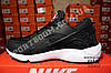 Кроссовки Nike Air Huarache Black White Черные женские, фото 5