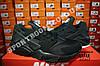 Кроссовки Nike Air Huarache Black Черные мужские, фото 2