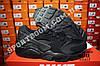 Кроссовки Nike Air Huarache Black Черные мужские, фото 3
