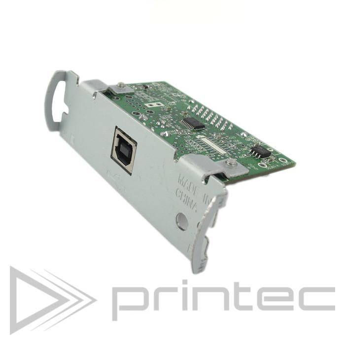 Интерфейсная плата USB для чекового принтера Epson ТМ-серии UB-U01  Model M148E (p/n: 2083240, 2085328)