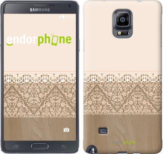 "Чехол на Samsung Galaxy A8 2018 A530F Нежный узор ""3360u-1344-571"""