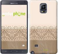 """Чехол на Samsung Galaxy A8 Plus 2018 A730F Нежный узор """"3360u-1345-571"""""""