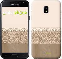 "Чехол на Samsung Galaxy J2 2018 Нежный узор ""3360u-1351-571"""