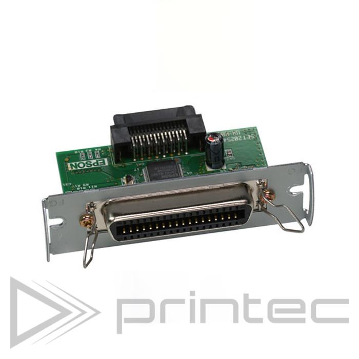 Интерфейсная плата LPT для чекового принтера Epson ТМ-серии UB-P02 II Model M112D (p/n: 2047331)