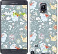 """Чехол на Samsung Galaxy A8 2018 A530F Котята v3 """"1223u-1344-571"""""""