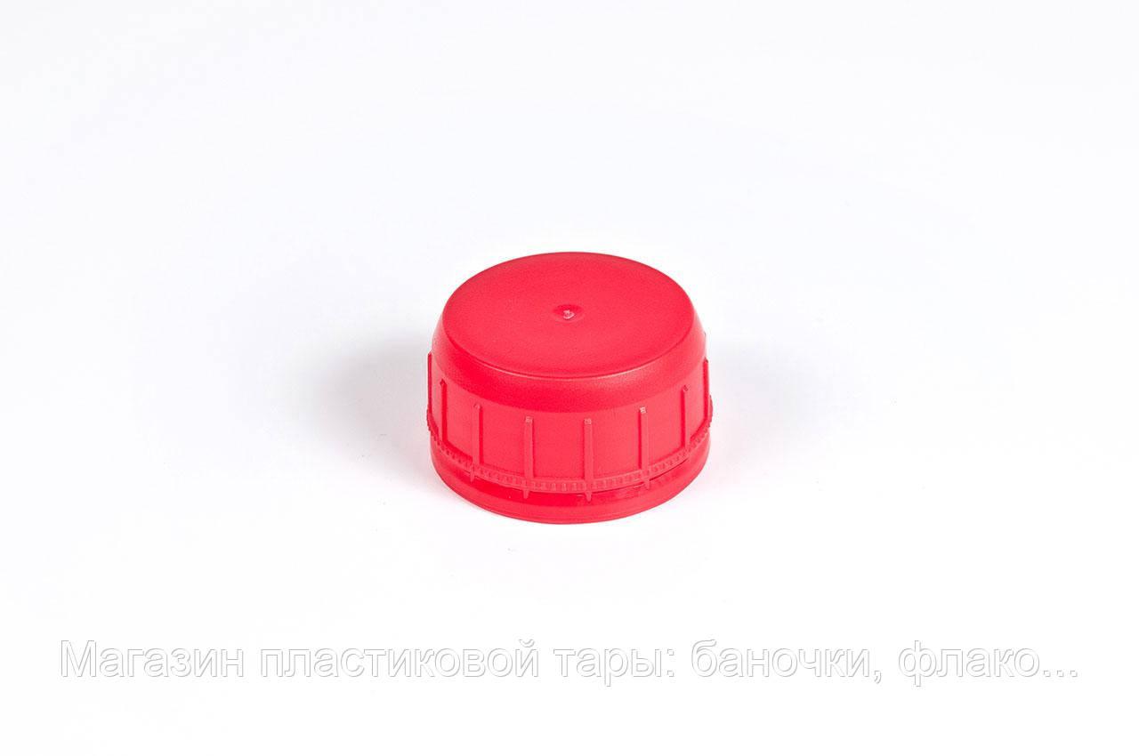"Крышка пластиковая ""Б38"" для канистр (горловина 38 мм)"