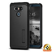 Чехол Spigen для LG G6 Tough Armor, Black, фото 1