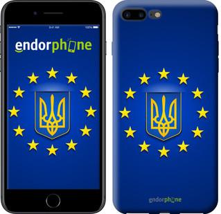 """Чехол на iPhone 7 Plus Евросоюз 6 """"781c-337-571"""""""