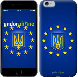 """Чехол на iPhone 6s Евросоюз 6 """"781c-90-571"""""""