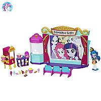 My Little Pony набор эквестрия герлз минис кинотеатр C0409