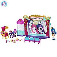 My Little Pony набор эквестрия герлз минис кинотеатр C0409