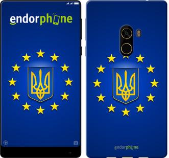 "Чехол на Xiaomi Mi MiX 2 Евросоюз 6 ""781u-1067-571"""