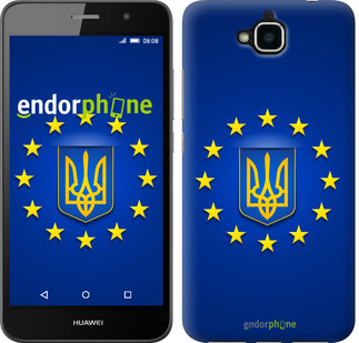 "Чехол на Huawei Y6 Pro Евросоюз 6 ""781c-355-571"""