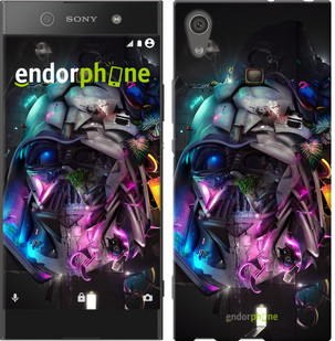 "Чехол на Sony Xperia XA1 Star Wars Art ""4072c-964-571"""