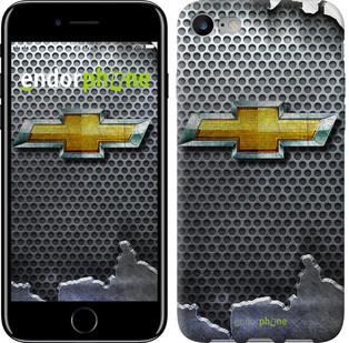 "Чехол на iPhone 7 Chevrolet. Logo v3 ""3155c-336-571"""