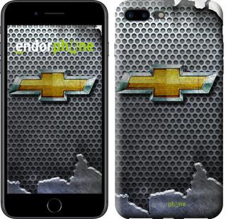 "Чехол на iPhone 7 Plus Chevrolet. Logo v3 ""3155c-337-571"""