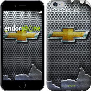 """Чехол на iPhone 6s Chevrolet. Logo v3 """"3155c-90-571"""""""