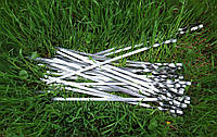 Шампур стандартный из нержавеющей стали  10 мм, фото 1