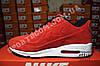 Кроссовки Nike Air Max 90 VT Red Красные Замш, фото 7
