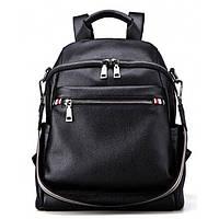 Женский кожаный рюкзак трансформер  OLIVIA LEATHER W108-114A-BP, фото 1