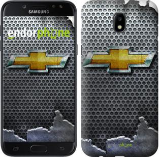 "Чехол на Samsung Galaxy J5 J530 (2017) Chevrolet. Logo v3 ""3155c-795-571"""