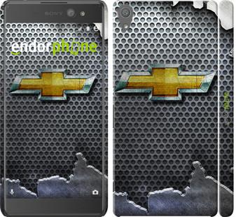 "Чехол на Sony Xperia XA Ultra Dual F3212 Chevrolet. Logo v3 ""3155c-391-571"""