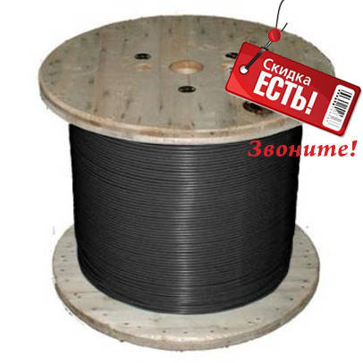 Отрезной кабель одножильный для снеготаяния Nexans TXLP BLACK (DRUM) 0,07 Ом/м, фото 2